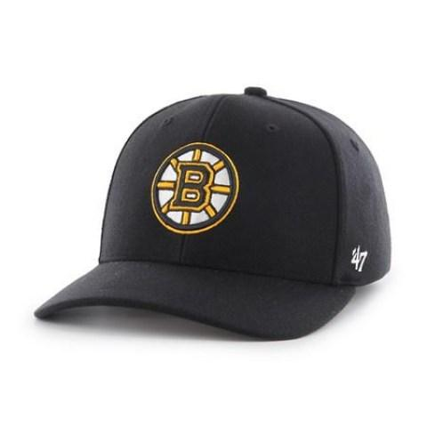 Kšiltovka NHL Boston Bruins Flex Cap M/L