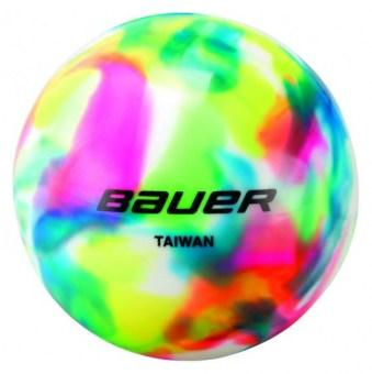 Hokejbalový míček BAUER Multi-colored Ball